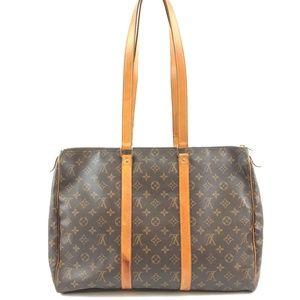 Flanerie Monogram Canvas Shoulder Bag
